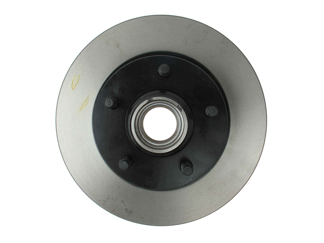 40518114 OPparts Disc Brake Rotor; Front