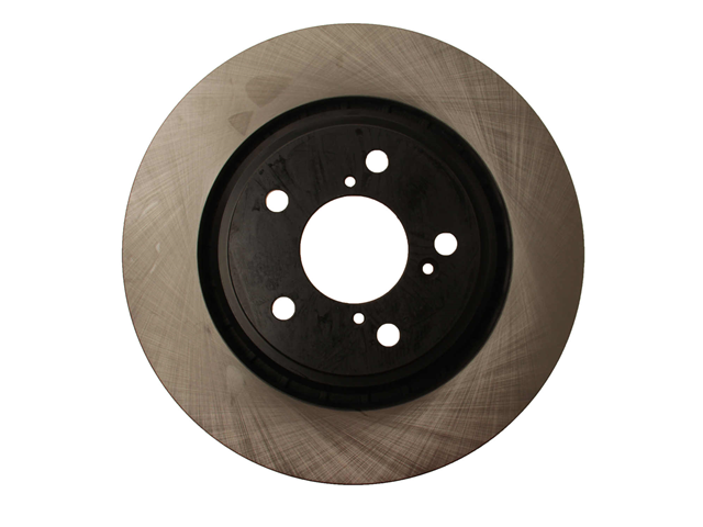 40521096 OPparts Disc Brake Rotor; Front