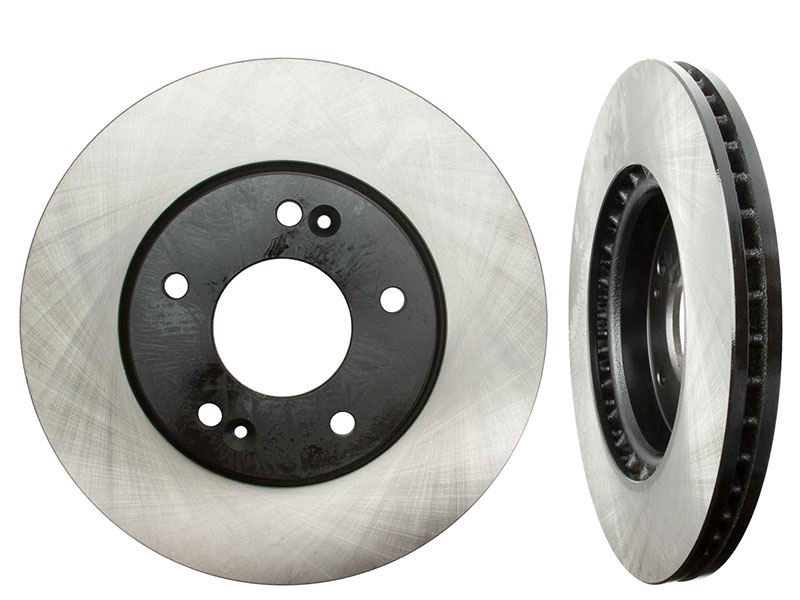 OPparts 40523060 Disc Brake Rotor