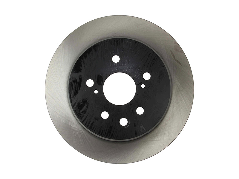 40530044 OPparts Disc Brake Rotor; Rear