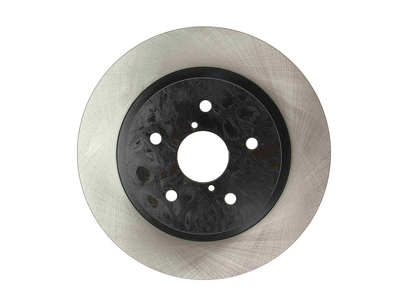 40549061 OPparts Disc Brake Rotor; Rear