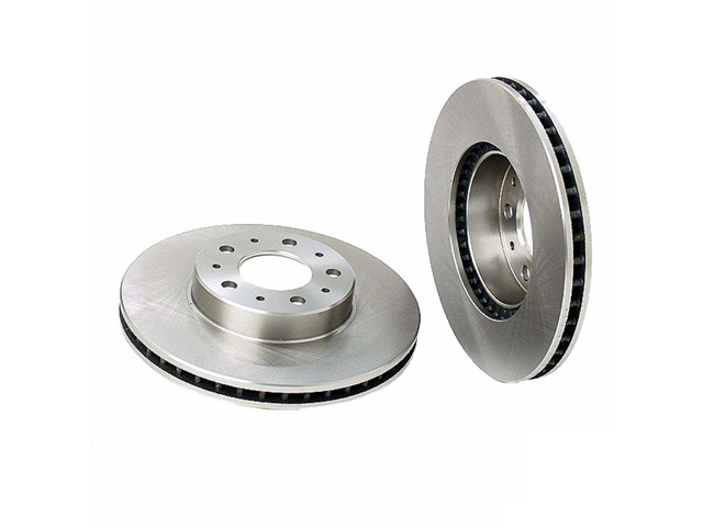 40553059 OPparts Disc Brake Rotor; Split Type Disc & Hub