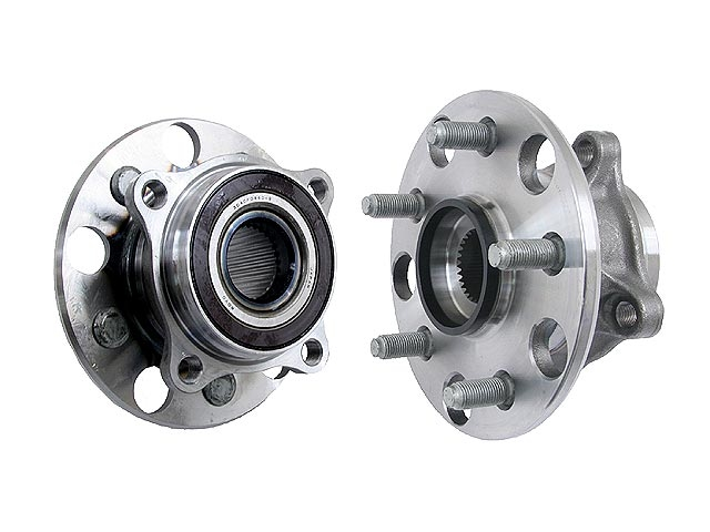 4241030020 Koyo Axle Bearing and Hub Assembly