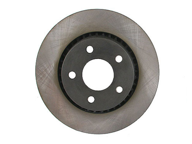 437615301A Original Performance Disc Brake Rotor; Front; Vented 280x22mm; 5 lug