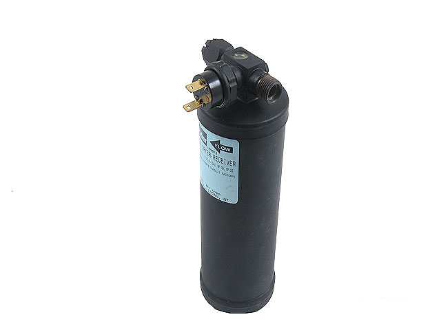 4383543 Four Seasons A/C Receiver Drier; R12 or R134A Compatible