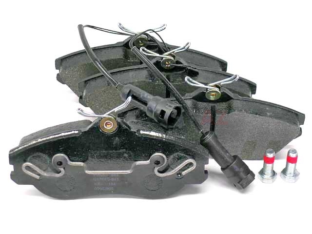 441698151E Pagid Brake Pad Set; Front; OE Compound