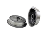 443501615A Original Performance Brake Drum; Rear