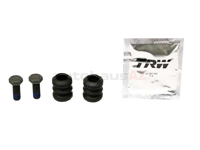 443698470 TRW/Lucas-Girling Brake Caliper Guide Pin Boot Kit; Front or Rear Caliper Guide Pin Boot Kit