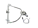 443837397D Pimax Window Regulator; Front Left with Motor for Power Window