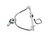 443837398D Pimax Window Regulator; Front Right with Motor for Power Window