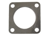 447253115 VictorReinz Exhaust Manifold Flange Gasket; Header Gasket; Square with 4 Bolt Holes