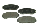 45022SHJ415 Genuine Honda Brake Pad Set; Front