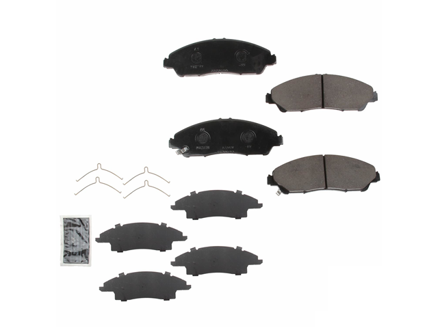 45022TZ5A00 Genuine Brake Pad Set
