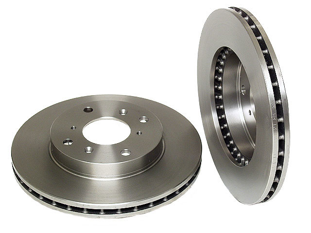 45251S84A01 Brembo Disc Brake Rotor; Front