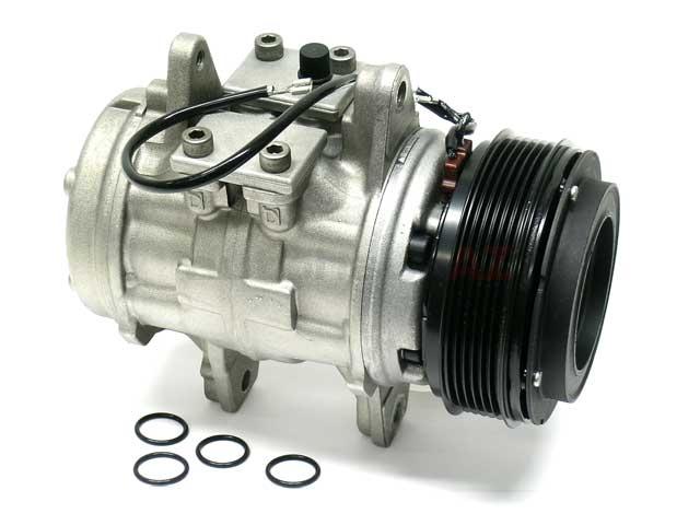 Rebuilt Auto Ac Compressors >> Denso Oe Rebuilt 4710128 Ac Compressor Remanufactured W Clutch Porsche 94412600800 944126008ax