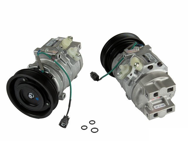 4711256 Dneso New AC Compressor