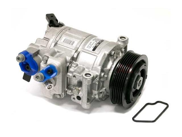 4711691 Denso AC Compressor; New; w/ Clutch