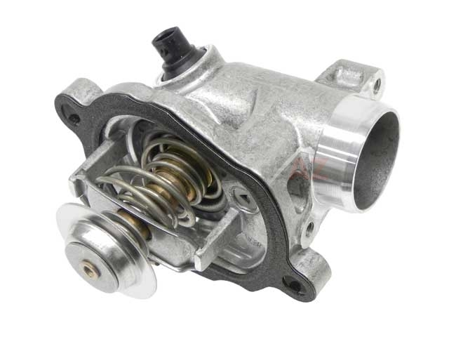 OEM WAHLER Mercedes Thermostat with Housing and Gasket 100 deg. C