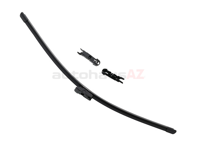 4842 Bosch Wiper Blade Assembly; Evolution, 24 Inch with Top Lock Connector