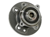 49BWKH22B NSK Axle Bearing and Hub Assembly; Rear