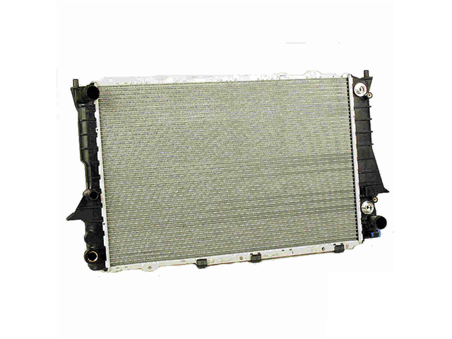 4A0121251H Nissens Radiator; With Transmission Oil Cooler