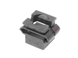 4A0805163 O.E.M. Engine Splash Shield Hardware; Clip; Engine Protection Pan