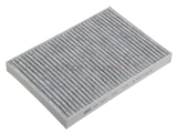 4B0819439C Mann Cabin Air Filter; 300x205x30mm with Activated Charcoal