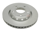 4B3615601 ATE Coated Disc Brake Rotor; Rear ; Vented 269x22mm