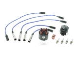 4CYLTUNECOILKIT AAZ Preferred Ignition Tune-Up Kit; With Coil
