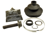 4D0598203A Rein Automotive CV Joint Boot Kit; Rear Outer
