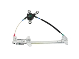 4D0837462A Genuine Audi Window Regulator; Front Right
