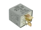 4D0951253 Stribel Fuel Pump Relay; 5 Pin; Close Contact