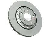 4E0615601A ATE Disc Brake Rotor; Rear, 310x22mm