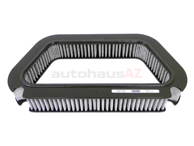 4E0819439A Micronair Cabin Air Filter; With Activated Charcoal