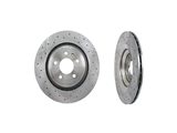 4F0615601FSP Zimmermann Sport Disc Brake Rotor