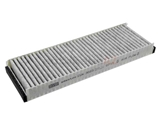 4F0819439A Mann Cabin Air Filter; With Activated Charcoal