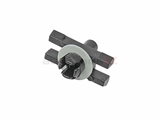 51131804205 O.E.M. Exterior Molding Clip; Clip for Upper Belt Mouldings and Door Mouldings