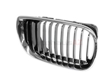 51137042962 Genuine BMW Grille; Right; Chrome Grille and Trim