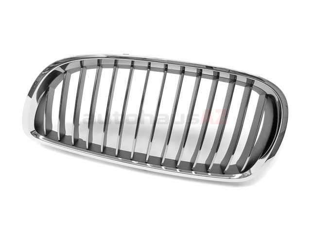 51137157277 Genuine BMW Grille; Left, Chrome