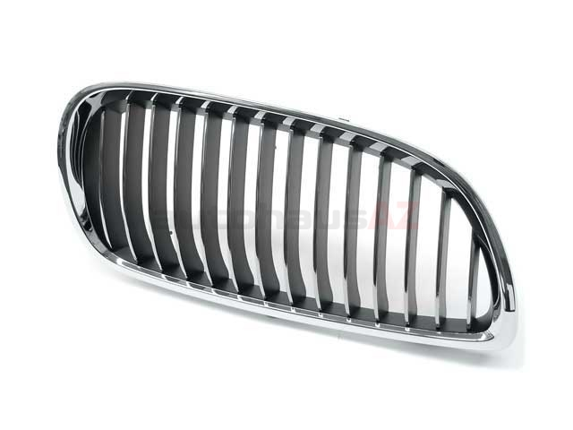 51137157278 Genuine BMW Grille; Right, Chrome