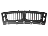 51138148727 EZ Grille; Center Assembly; Wide Kidney Style
