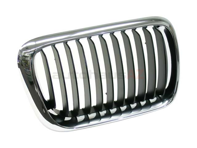 51138195152 Genuine BMW Grille; Right