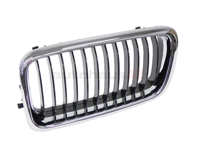 uro parts 51138231593 grille  front left with black center