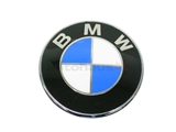 51148203864 Genuine BMW Emblem; Trunklid Roundel