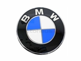 51148219237 Genuine BMW Emblem; BMW Roundel for Trunk/Rear Decklid