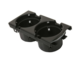 51168217953 URO Parts Cup Holder; In Center Console, Black