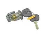 51211924903 Genuine BMW Door Lock Cylinder; Front Left Door Lock Tumbler with Keys