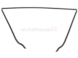 51318159784 Genuine BMW Windshield Molding; Front Windshield Trim Seal