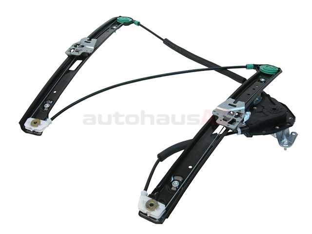 51337020660U URO Parts Premium Window Regulator; Front Right for Power Window; Without Motor