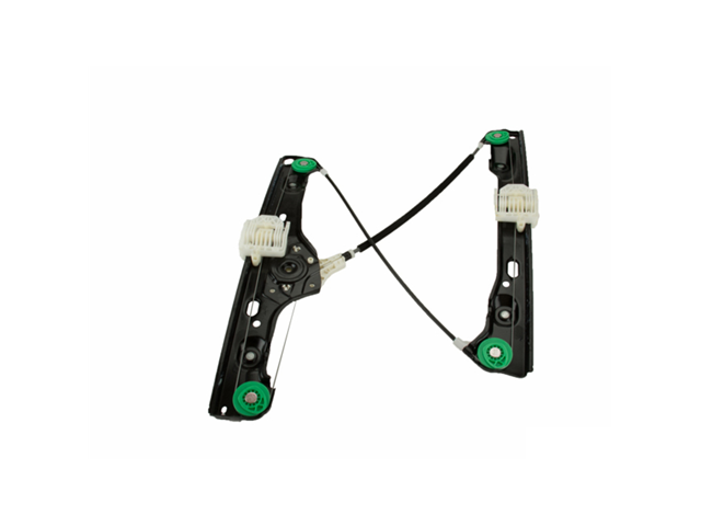 51337140587 Genuine Window Regulator; Front Left